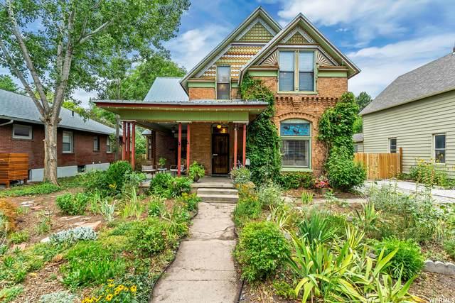 1356 S 1000 E, Salt Lake City, UT 84105 (#1758188) :: Bustos Real Estate | Keller Williams Utah Realtors