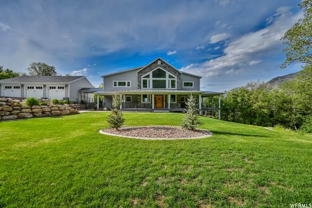 50 E Mountain Vale Way, Woodland Hills, UT 84653 (#1758189) :: Bustos Real Estate | Keller Williams Utah Realtors