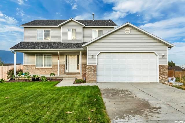 4058 S Lake Dr, Saratoga Springs, UT 84045 (#1758190) :: Bustos Real Estate | Keller Williams Utah Realtors