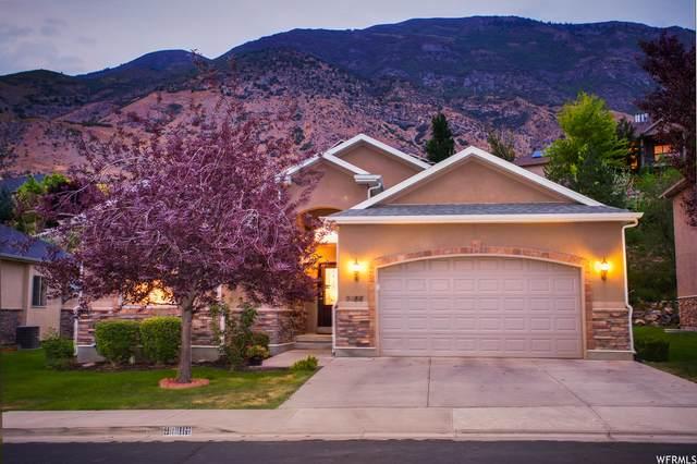9186 N Hillside Dr, Cedar Hills, UT 84062 (#1758216) :: Utah Real Estate