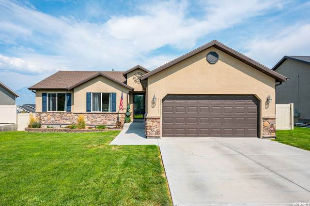 3362 S Hawk Dr W, Saratoga Springs, UT 84045 (#1758221) :: Colemere Realty Associates