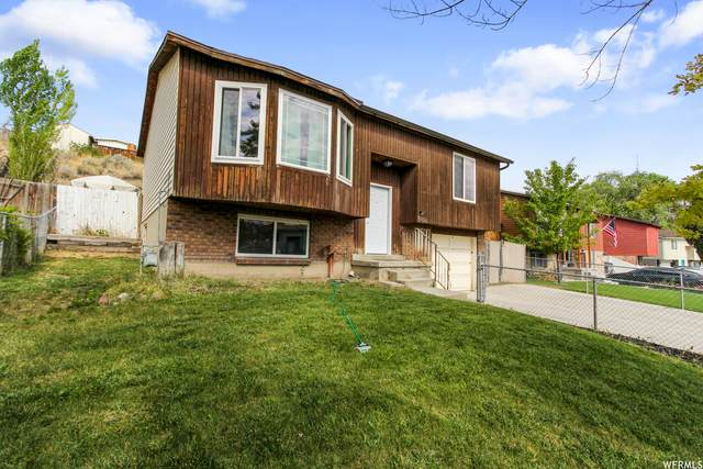5456 S 3570 W, Taylorsville, UT 84129 (#1758236) :: Exit Realty Success