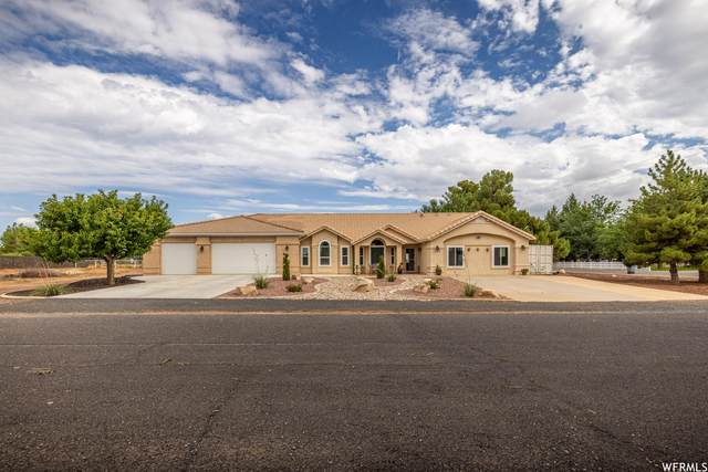 1388 W Agate Ct, St. George, UT 84770 (#1758241) :: Colemere Realty Associates