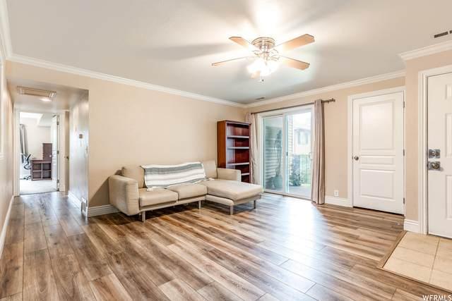 4166 Oak Meadows Dr #21, Salt Lake City, UT 84123 (#1758247) :: Doxey Real Estate Group