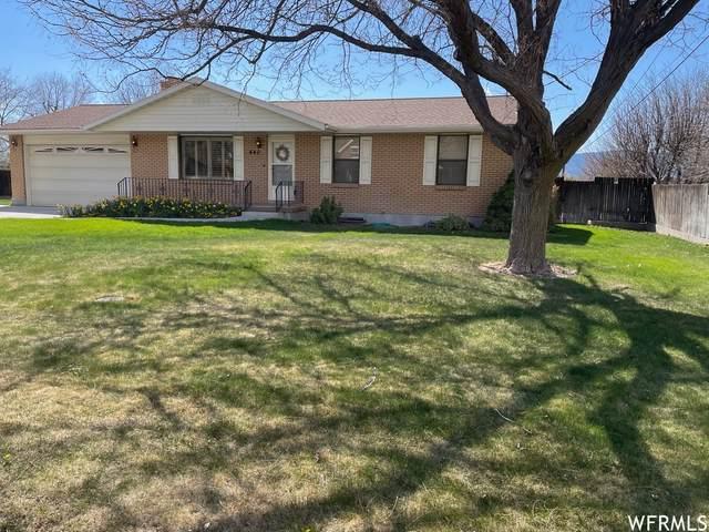 440 N 100 W, Manti, UT 84642 (MLS #1758261) :: Lookout Real Estate Group