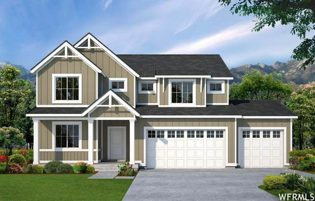 2095 E Emerald Ave #122, Eagle Mountain, UT 84005 (#1758289) :: Exit Realty Success
