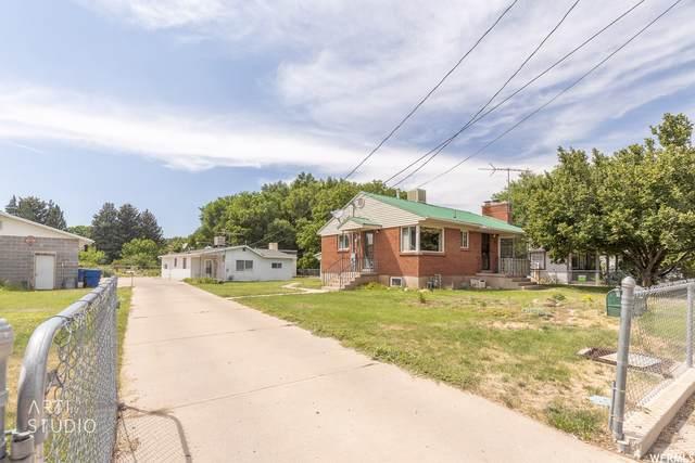 820 Canyon Rd, Ogden, UT 84404 (#1758290) :: C4 Real Estate Team