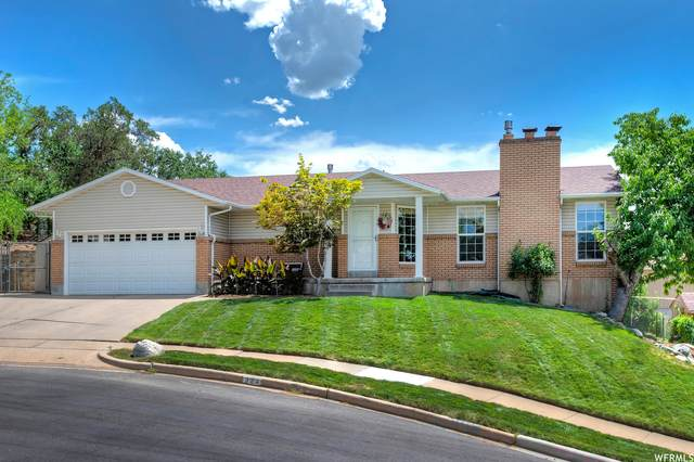 324 Casa Loma Dr, Centerville, UT 84014 (#1758298) :: C4 Real Estate Team