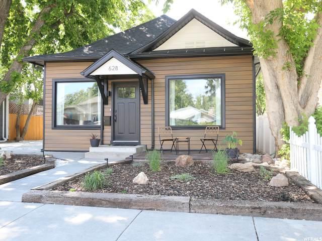 628 E Garfield, Salt Lake City, UT 84105 (#1758305) :: C4 Real Estate Team