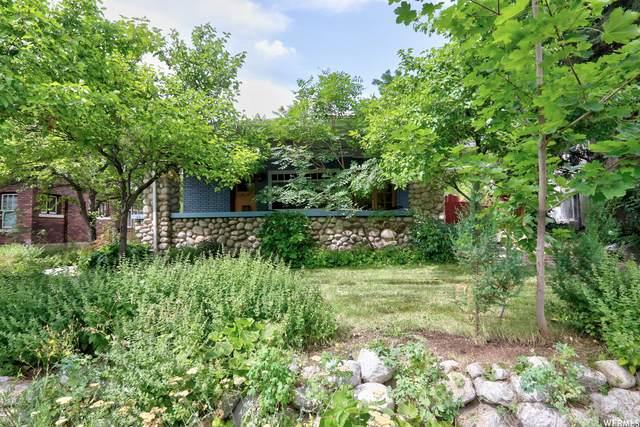 1355 E Butler Ave, Salt Lake City, UT 84102 (#1758308) :: C4 Real Estate Team