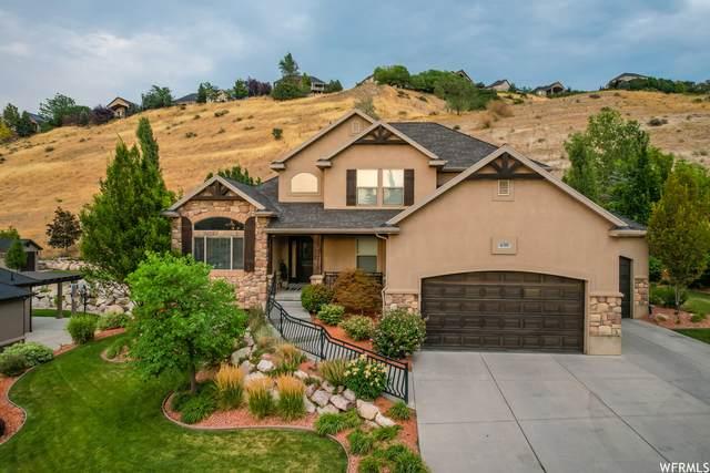 639 Parkway Dr, North Salt Lake, UT 84054 (#1758343) :: C4 Real Estate Team