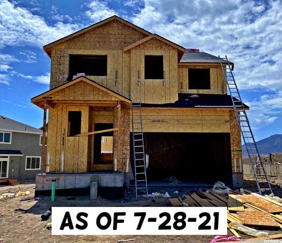 921 W Independence Way, Saratoga Springs, UT 84045 (#1758345) :: Colemere Realty Associates