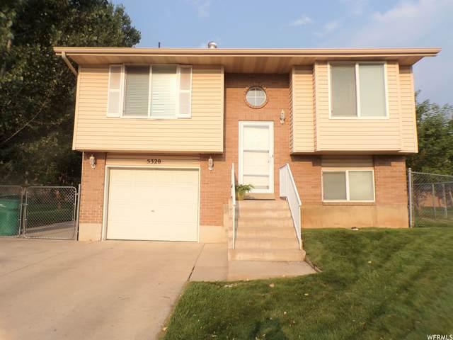 5320 S 2690 W, Roy, UT 84067 (#1758368) :: C4 Real Estate Team