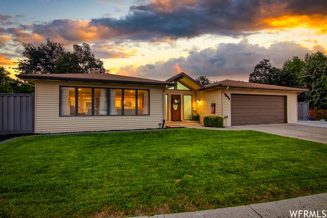 1531 E Dawn S, Cottonwood Heights, UT 84121 (#1758375) :: Colemere Realty Associates