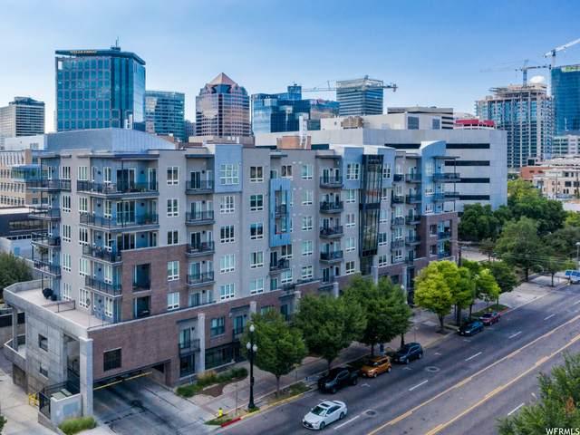 350 S 200 E #404, Salt Lake City, UT 84111 (#1758381) :: C4 Real Estate Team