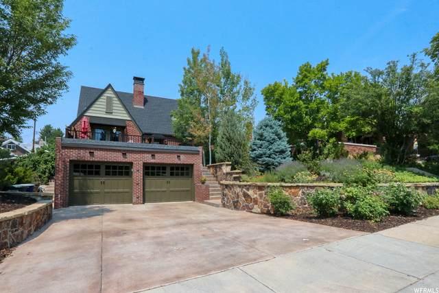 1311 E Yale Ave, Salt Lake City, UT 84105 (#1758383) :: C4 Real Estate Team