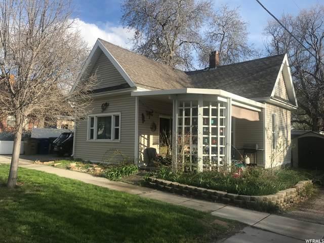 1064 E Princeton Ave S, Salt Lake City, UT 84105 (#1758390) :: Black Diamond Realty