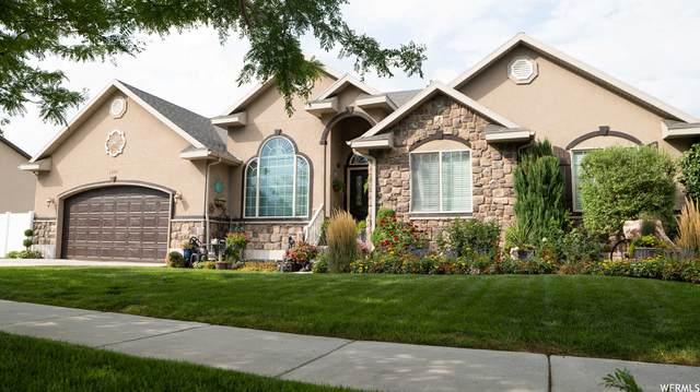 1326 S Lake View Terrace Rd, Saratoga Springs, UT 84045 (#1758416) :: Black Diamond Realty