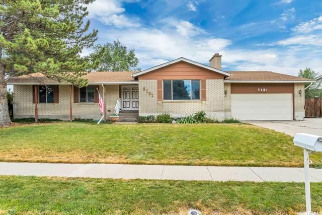 5101 W Cree Dr, West Valley City, UT 84120 (#1758433) :: Utah Best Real Estate Team | Century 21 Everest