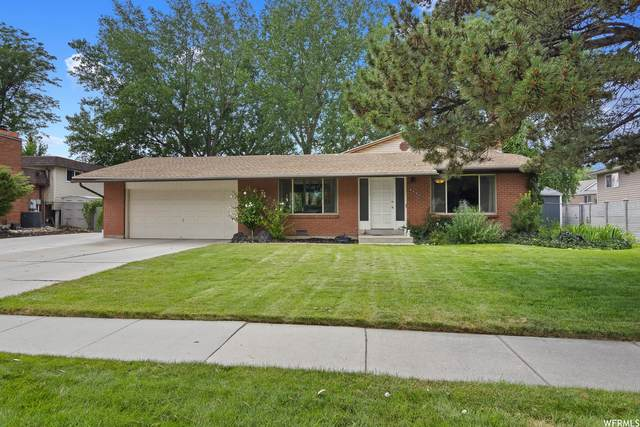 6696 S Hollow Dale Dr, Cottonwood Heights, UT 84121 (#1758434) :: C4 Real Estate Team