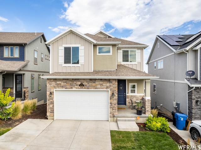 4272 W Abbey Bend Lane Ln, Herriman, UT 84096 (#1758437) :: Bustos Real Estate | Keller Williams Utah Realtors
