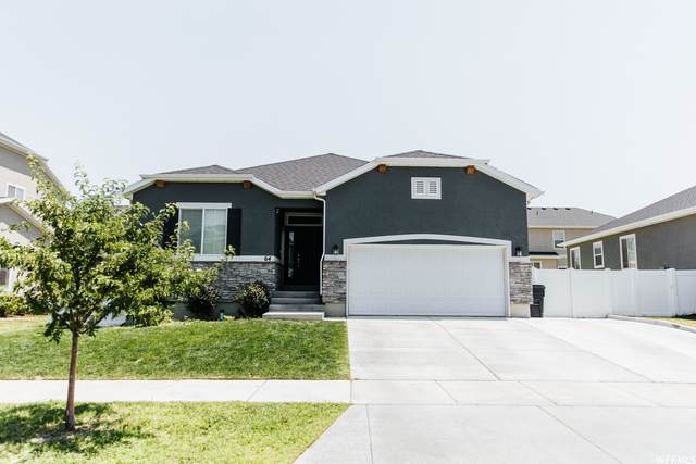 64 N Canyon Maple Rd, Vineyard, UT 84059 (#1758450) :: C4 Real Estate Team