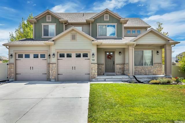 713 S Willow Garden Dr, Lehi, UT 84043 (#1758457) :: C4 Real Estate Team