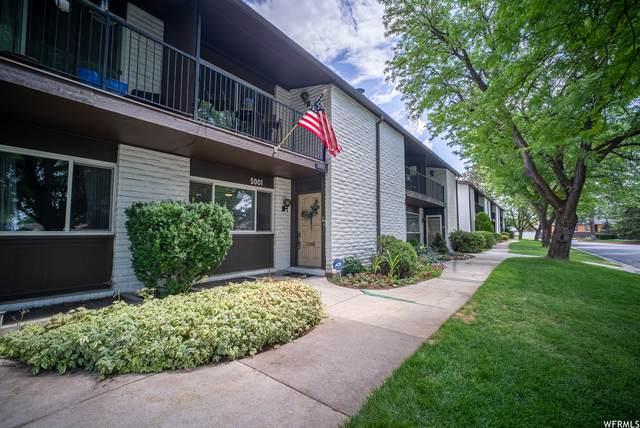 5001 S Middle Fork Ln, Murray, UT 84117 (#1758463) :: C4 Real Estate Team