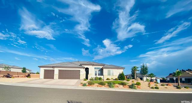 1912 N Mountain View Dr, Washington, UT 84780 (#1758489) :: Bustos Real Estate | Keller Williams Utah Realtors