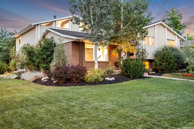 6721 S 2485 E, Cottonwood Heights, UT 84121 (#1758490) :: Colemere Realty Associates