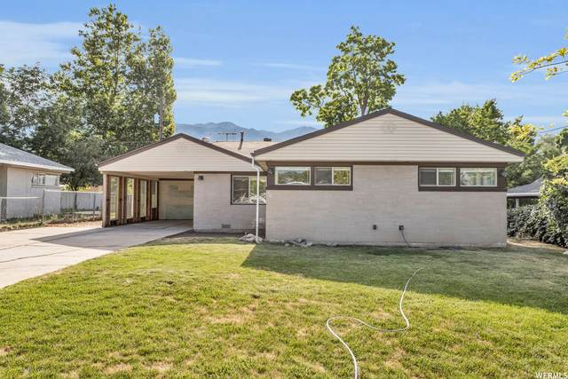 772 Valeria Dr, Layton, UT 84041 (#1758498) :: Berkshire Hathaway HomeServices Elite Real Estate