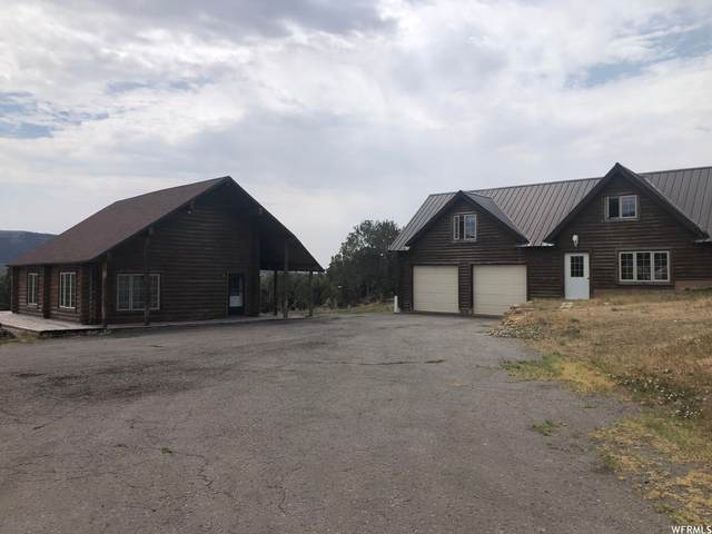 15718 N Deep Creek Rd W, Lapoint, UT 84039 (#1758511) :: Colemere Realty Associates