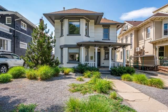 630 E 300 S, Salt Lake City, UT 84102 (#1758517) :: Colemere Realty Associates