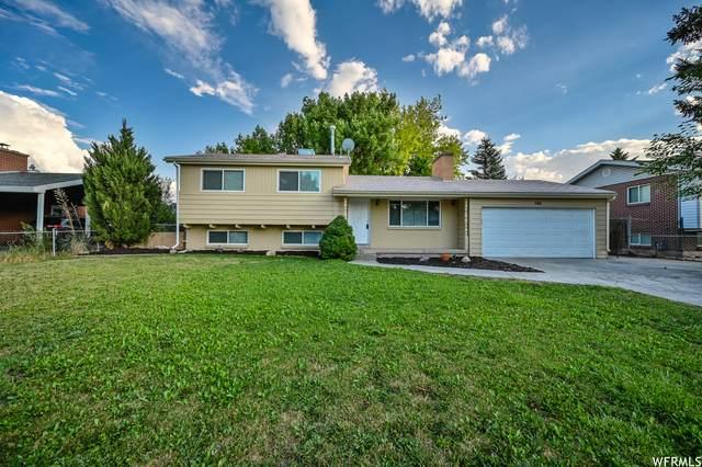584 E Scott Ave S, South Salt Lake, UT 84106 (#1758520) :: goBE Realty