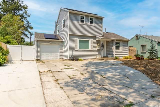 1142 S 1300 W, Salt Lake City, UT 84104 (MLS #1758532) :: Lookout Real Estate Group