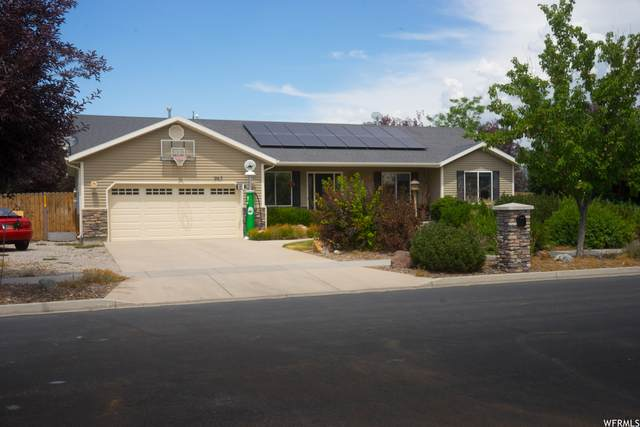 965 W 2770 S, Nibley, UT 84321 (#1758546) :: UVO Group | Realty One Group Signature