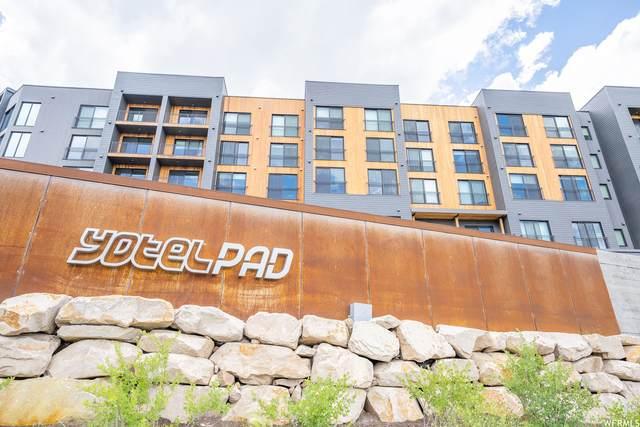 2670 W Canyons Resort Dr, Park City, UT 84098 (#1758569) :: Bustos Real Estate | Keller Williams Utah Realtors