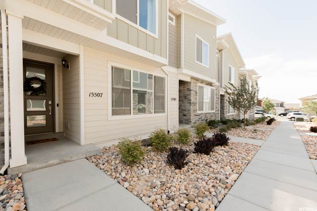 15507 S Aqua Mountain Ln, Bluffdale, UT 84065 (#1758575) :: Colemere Realty Associates