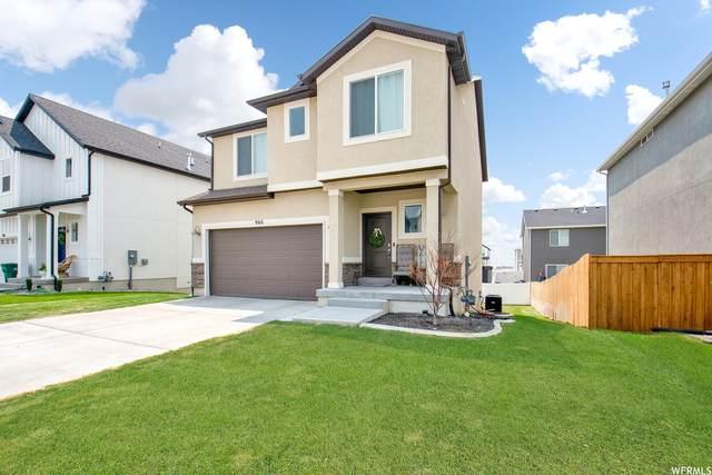 966 E Mecham Ave #104, Layton, UT 84041 (#1758581) :: Colemere Realty Associates