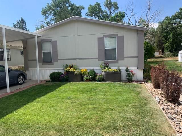975 E 6600 S #10, Uintah, UT 84405 (#1758582) :: Utah Dream Properties
