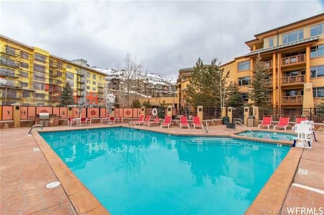 3720 N Sundial Ct C404, Park City, UT 84098 (#1758594) :: Utah Best Real Estate Team   Century 21 Everest