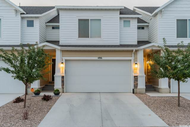 486 S Fox Chase Ln, Saratoga Springs, UT 84045 (#1758598) :: Colemere Realty Associates