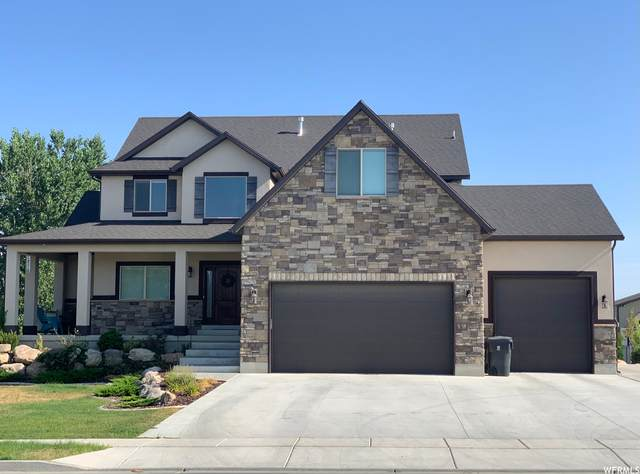 4078 W 2475 S, Taylor, UT 84401 (#1758633) :: Doxey Real Estate Group