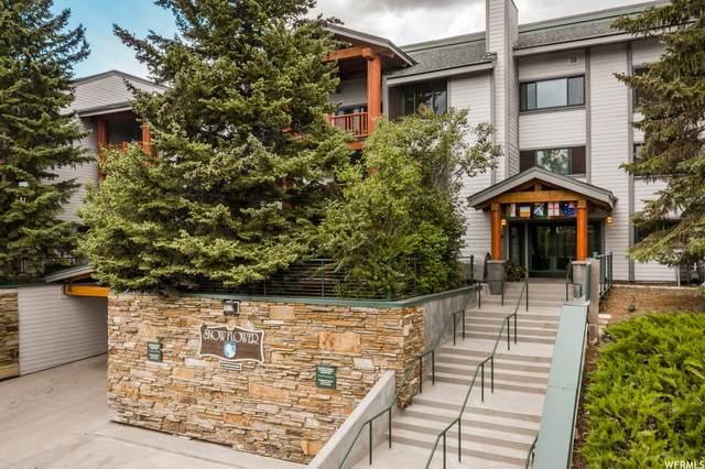 401 Silver King Dr #1, Park City, UT 84060 (MLS #1758637) :: Summit Sotheby's International Realty