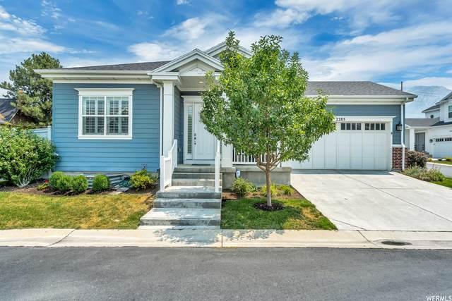 2285 E Hampton Hills Ln S, Salt Lake City, UT 84109 (#1758669) :: Powder Mountain Realty