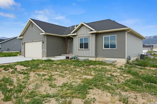 454 S Trejo Ridge Rd W, Grantsville, UT 84029 (MLS #1758673) :: Lookout Real Estate Group