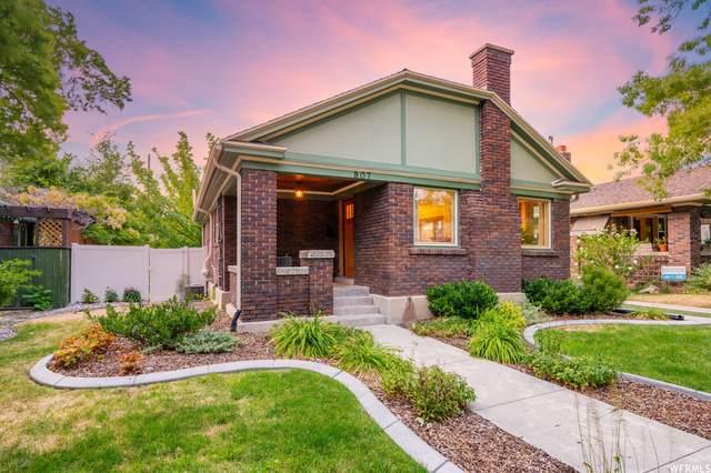807 E Ramona Ave, Salt Lake City, UT 84105 (MLS #1758694) :: Lawson Real Estate Team - Engel & Völkers