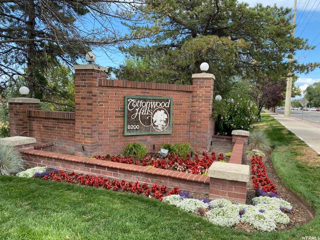1192 E Cottonwood Hills Dr #306, Sandy, UT 84094 (#1758695) :: Utah Real Estate