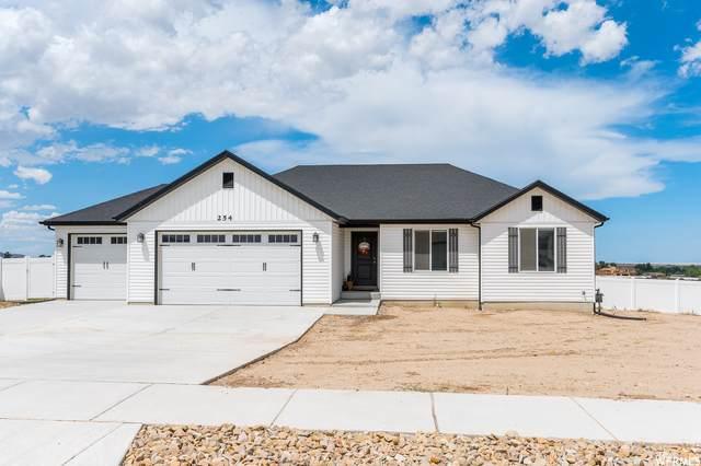 254 W Williams Ln, Grantsville, UT 84029 (#1758703) :: Doxey Real Estate Group