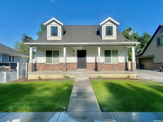348 S 400 E, Springville, UT 84663 (MLS #1758704) :: Summit Sotheby's International Realty